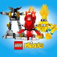 Mixels, серия производителя LEGO