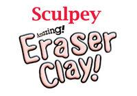 Sculpey. Amazing! Eraser Clay!, серия Производителя Polyform Products