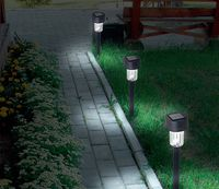 Садовые светильники, серия компании Navigator