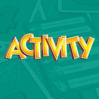 Activity, серия Производителя Piatnik - фото, картинка