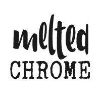 Melted Chrome, серия Товара Essence - фото, картинка