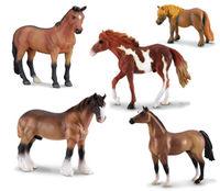 Horse Life, серия производителя CollectA