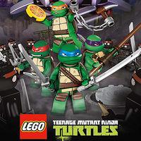 Ninja Turtles, серия Производителя LEGO