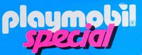 Special, серия производителя Playmobil