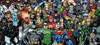 DC Comics, серия производителя Grey Mice