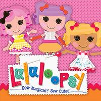Lalaloopsy, серия производителя MGA Entertainment